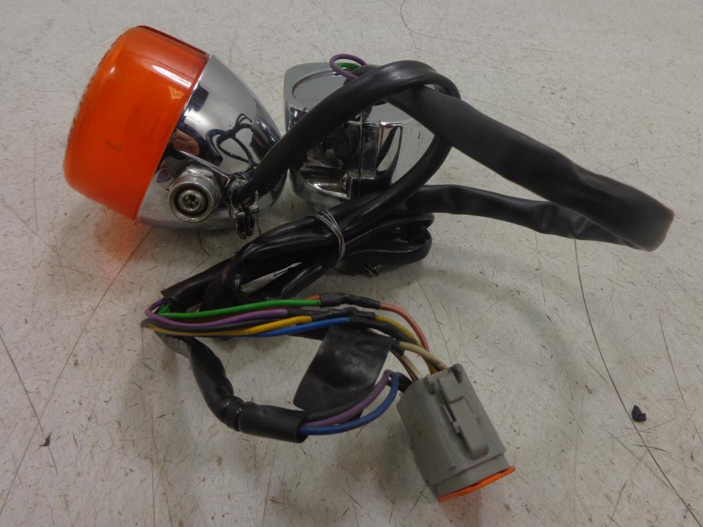 96 Harley Davidson Xlh1200 Sportster Right Handlebar Control Switch Picture 2 Of 8
