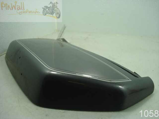 1988 HONDA GL1500 Gold Wing SADDLEBAG LID LEFT