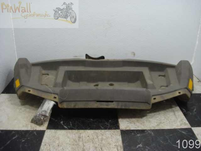 USED 02 Can-Am Bombardier Rally 200 REAR RACK MOUNT