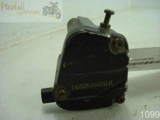 USED 02 Can-Am Bombardier Rally 200 THROTTLE CONTROL