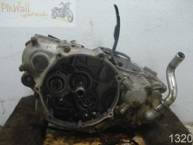USED  06 Yamaha YFZ450 YFZ 450 ATV ENGINE MOTOR TRANSMISSION BOTTOM END