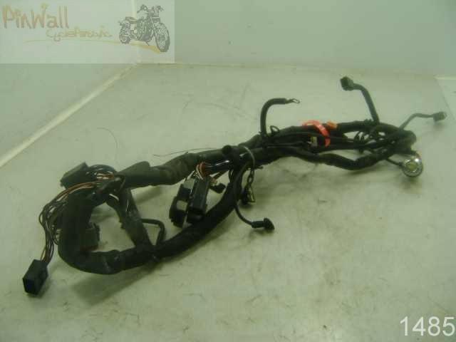 main wiring harness for 1979 harley davidson xls roadster