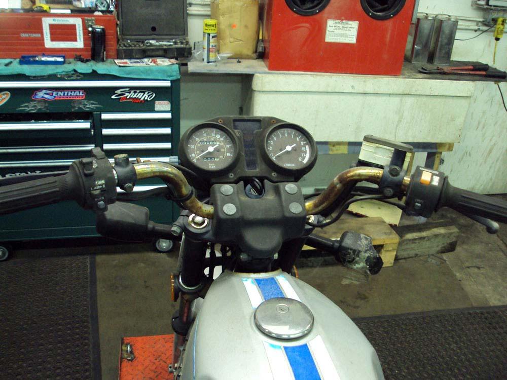 Suzuki Gsexhaust System