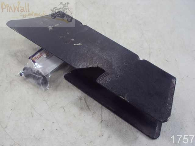 USED 03 POLARIS Victory V92 Kingpin LOWER BELT GUARD
