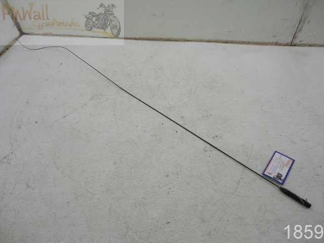 USED 01 HARLEY DAVIDSON FLH Touring ANTENNA  SET CB AND RADIO