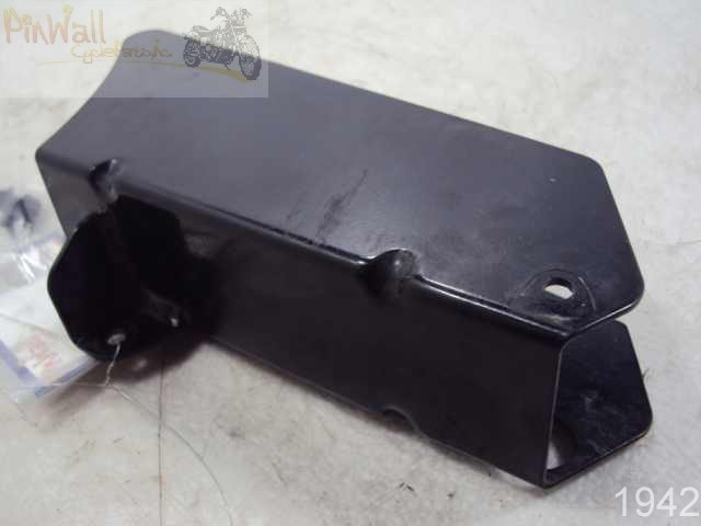 USED 2004 POLARIS Victory V92V Vegas BELT GUARD LOWER