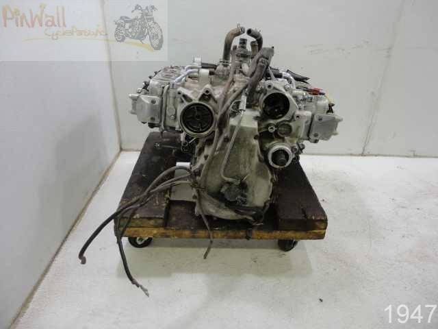 USED 99-01 HONDA GL1500 CF INTERSTATE 99-01 CD DELUXE Valkyrie 1500 ENGINE MOTOR