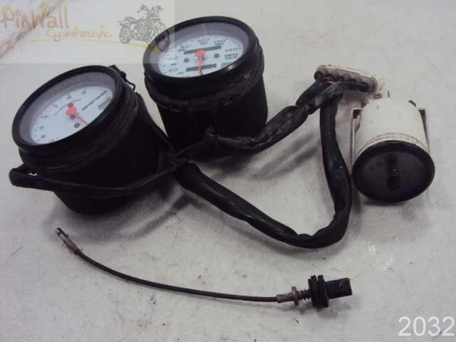 USED 1998 BUELL Thunderbolt GAUGES SPEEDOMETER TACHOMETER