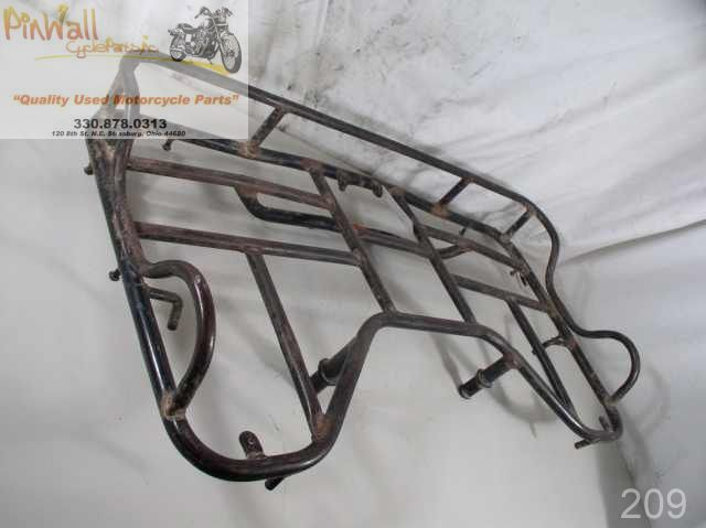 USED Suzuki REAR RACK CARRIER 1989-1998 Quadrunner LT-4wd King Quad