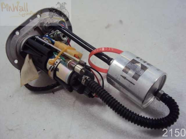 USED 2008 APRILIA SL750 Shiver FUEL GAS PUMP