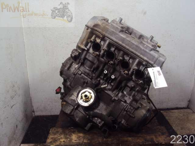 USED 01 HONDA CBR600F CBR600 600 4i Hurricane ENGINE MOTOR