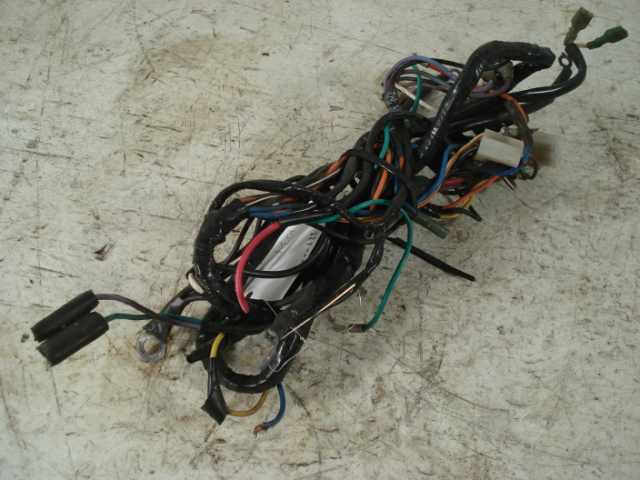 99 royal enfield bullet 500 wire wiring harness