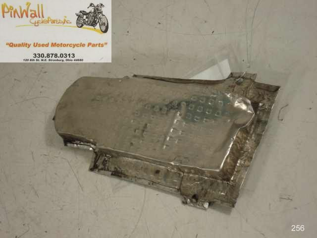 USED 99 POLARIS Victory V92C V92  HEAT SHIELD