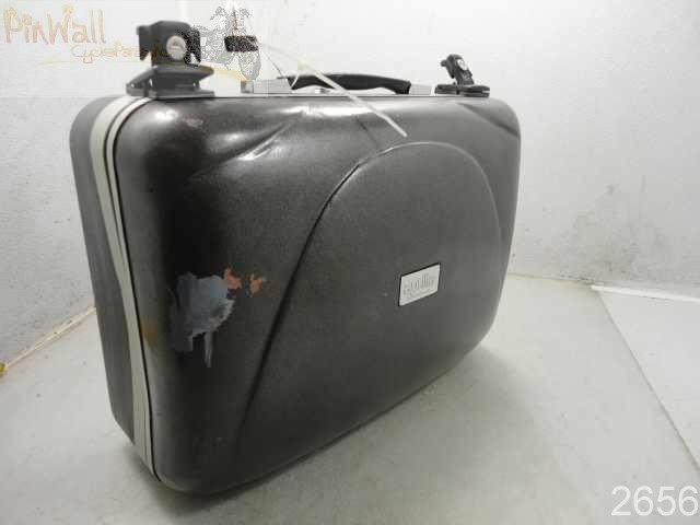 USED 2000 APRILIA Pegaso 650 SADDLEBAG LEFT