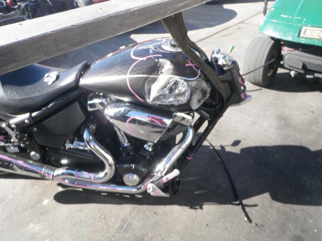 Yamaha Road Star Warrior 1700