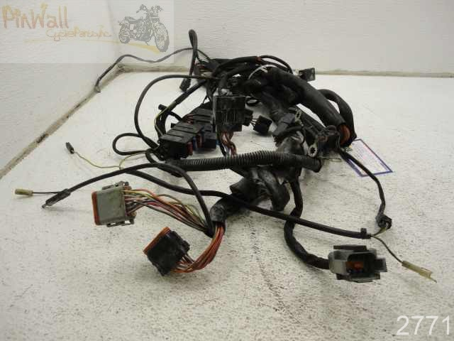 1976 harley davidson sportster wiring diagram harley davidson police wiring harness | pinwall cycle parts, inc | your one stop, motorcycle ... #15