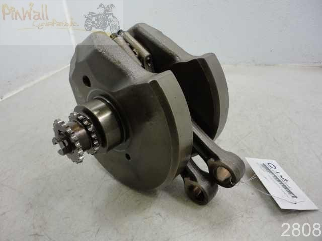 USED 2003 POLARIS Victory V92TC/Dlx Touring Cruiser CRANK SHAFT CRANKSHAFT
