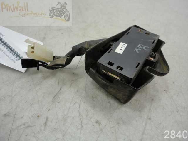 Honda Shadow Vt600 600 Vlx Fuse Box