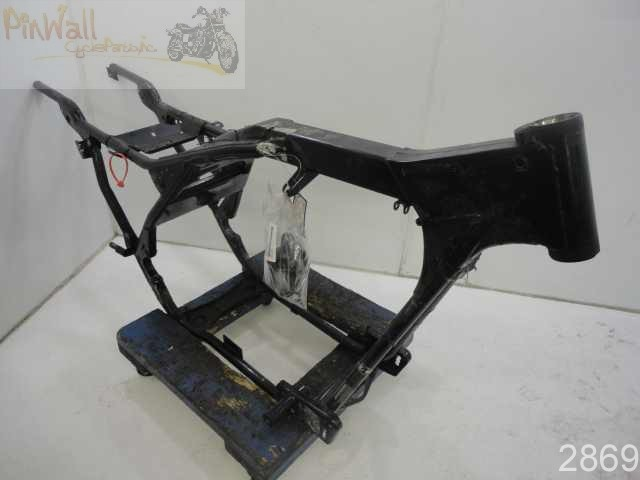 USED 89 Harley Davidson FLH FLHS Touring FRAME CHASSIS