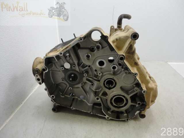 04 Suzuki Eiger Lta400 400 Engine Cases Crankcase