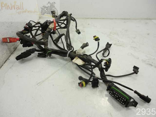 99 Ducati Supersport 750SS 750 MAIN WIRE WIRING HARNESS eBay