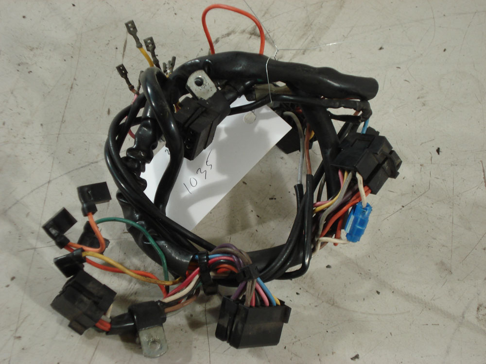 pinwall cycle parts inc your one stop motorcycle shop for used used 83 harley davidson flh flht shovelhead front wiring harness fairing