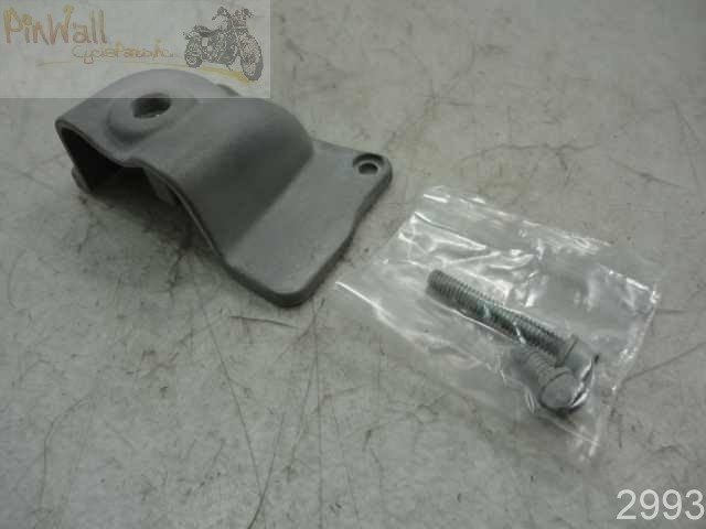 USED  02 Harley Davidson 88 1450 Touring FLHT OIL LINE COVER