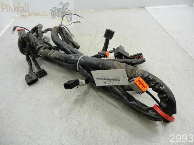 USED  02 Harley Davidson 88 1450 Touring FLHT MAIN WIRE WIRING HARNESS