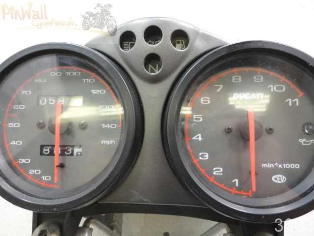 Ducati Monster Aftermarket Gauges