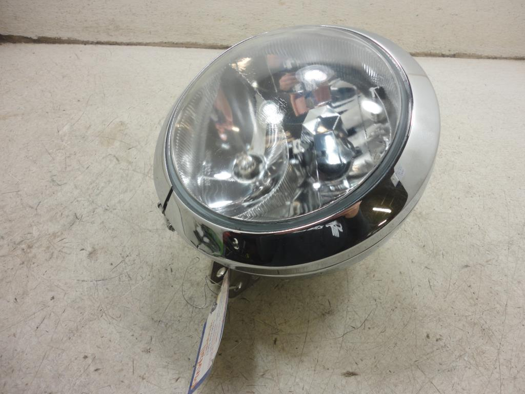 USED 2004-2005 Polaris Victory Kingpin Vegas HEADLIGHT W/ BUCKET LENS