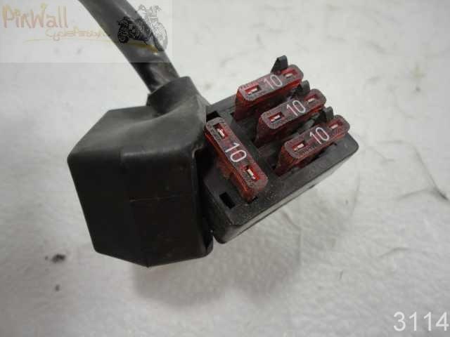 fuse for honda shadow box wiring diagram for honda shadow 1100 motorcycle