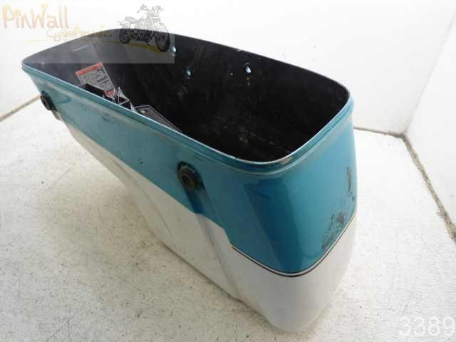 USED 2003 POLARIS Victory V92TC/Dlx Touring Cruiser SADDLEBAG RIGHT