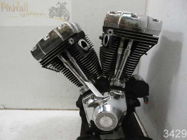 USED 2007 HARLEY DAVIDSON FXDL Dyna Low Rider ENGINE MOTOR