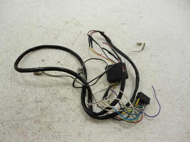 Details about 98-01 Harley Davidson Touring RADIO SPEAKER AUDIO HARNESS on