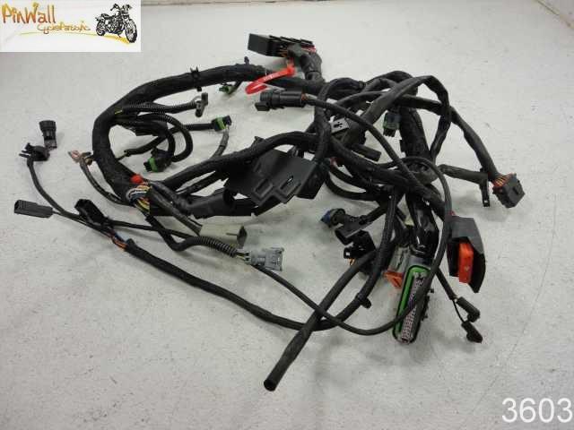 2006 harley davidson v-rod vrod vrscr main wire harness ... v rod wire harness v rod wiring diagram