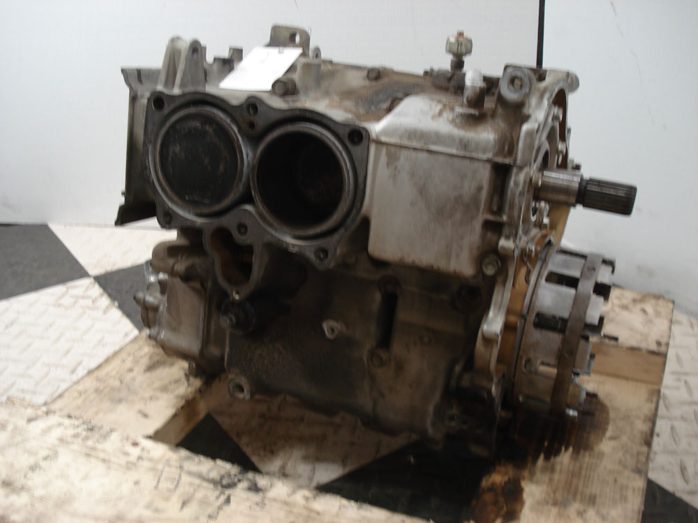 81 Honda Gl1100 1100 Goldwing Engine Motor Transmission Bottom End