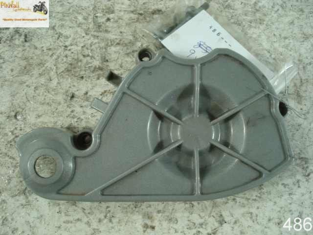 USED 02 APRILIA RST1000 Futura 1000 TRANSMISSION COVER