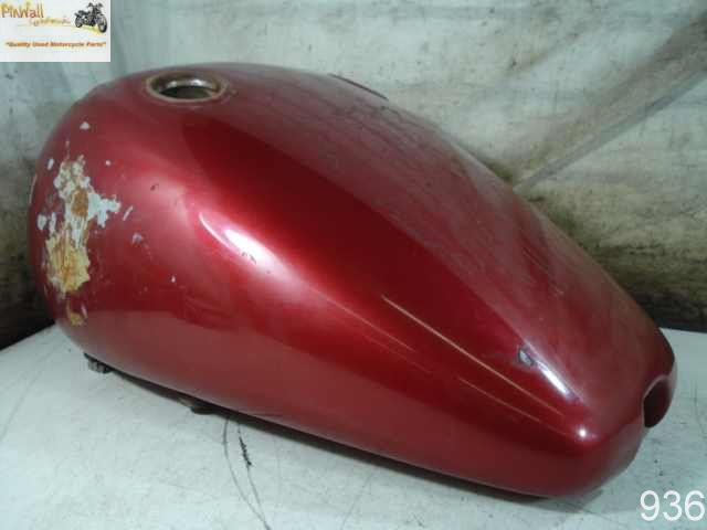 USED 90 HARLEY DAVIDSON XLH883 Sportster FUEL GAS PETRO TANK