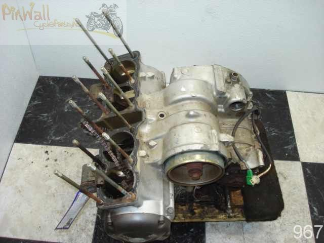 yamaha xj600 seca ii engine