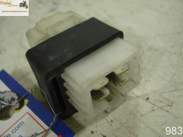 Pinwall Cycle Parts Inc Your One Stop Motorcycle Shop For Used: Suzuki Ls 650 Fuse Box At Bitobe.net