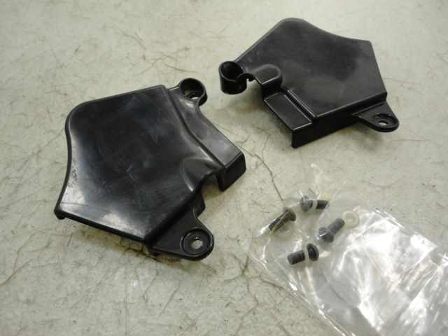 USED 2005 KAWASAKI VN1600A Vulcan Classic NECK COVERS