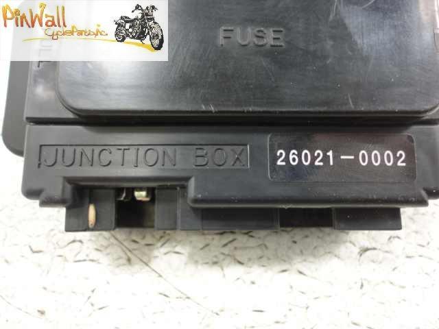 05 kawasaki vulcan vn1600 1600 fuse box