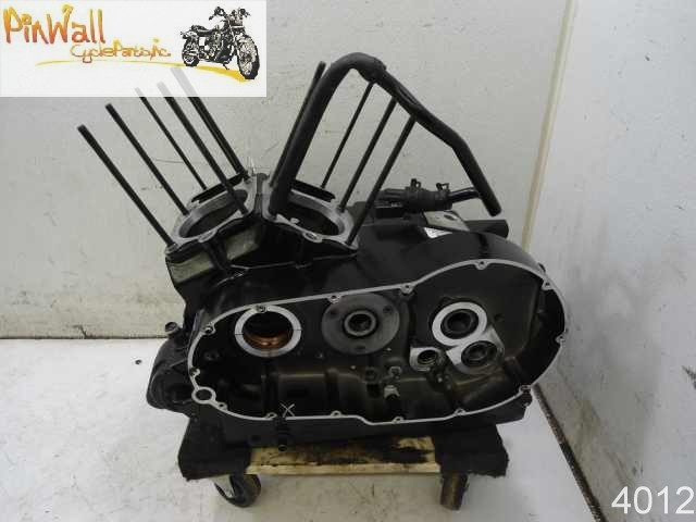 USED 1999 POLARIS Victory V92C CRANK CASES CRANKCASE ENGINE