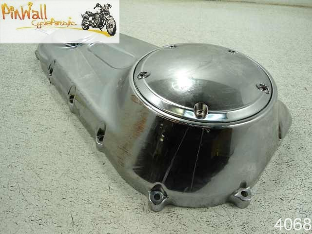 USED 2007 HARLEY DAVIDSON FXST/I Softail PRIMARY DRIVE CLUTCH COVER