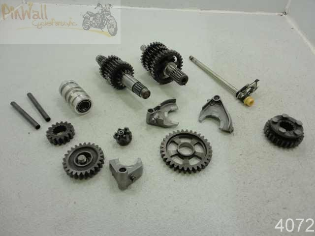 USED 2008 BUELL 1125R / CR TRANSMISSION GEARS