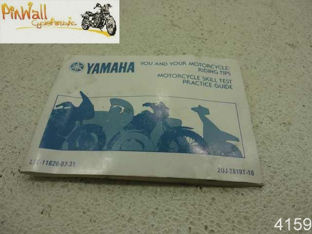 1984 yamaha venture royale owners manual