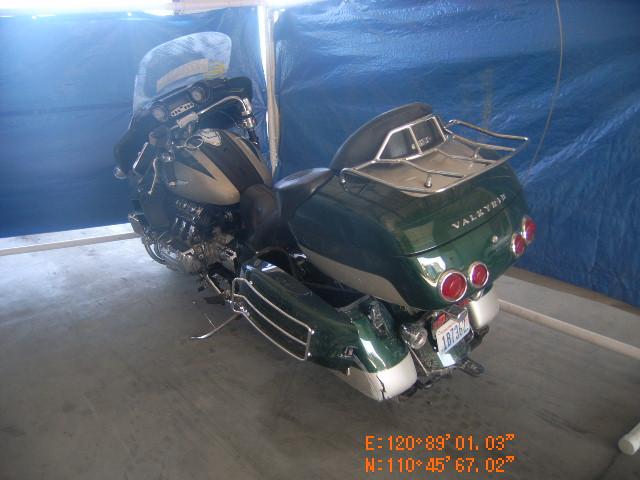 99 Honda Valkyrie Gl1500 1500 Fuse Box