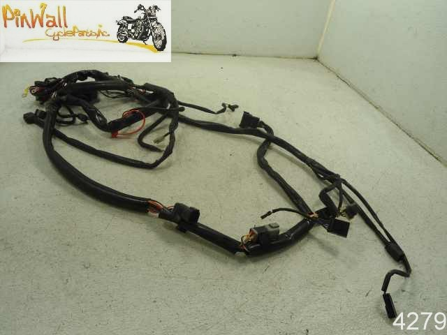 pinwall cycle parts inc your one stop motorcycle shop for used 1999 harley davidson fxdx dyna super glide sport wiring harness main wire