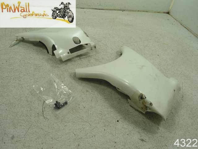 USED 2007 SUZUKI S50 VS800 Boulevard NECK COVERS