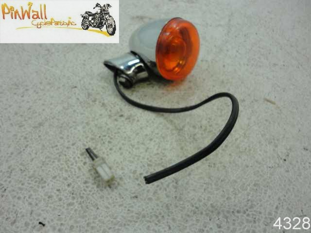 USED 2006 HARLEY DAVIDSON FXSTD/I Softail Duece SIGNAL LIGHT RIGHT REAR TURN